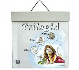 Коллекция тканей TRILOGIA